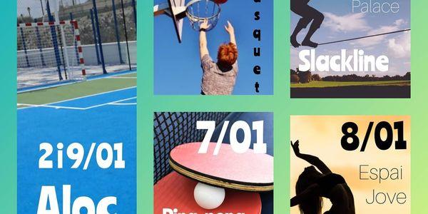 Activitats esportives - Joventut