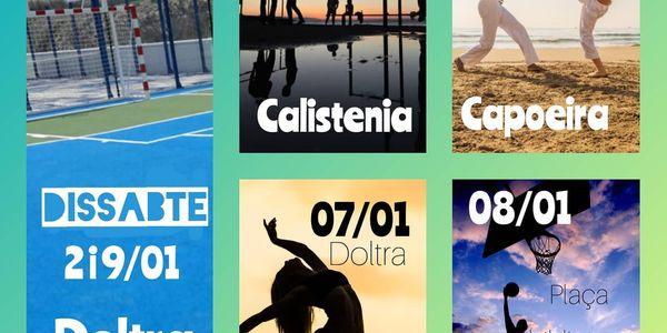 Calistenia - Joventut