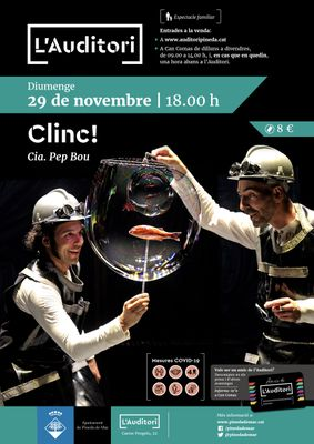 Clinc! de la Companyia Pep Bou