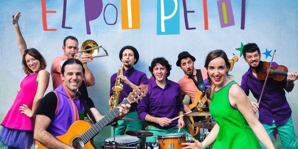 #FMPineda - Concert amb El Pot Petit