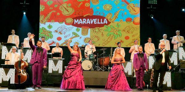 #FMPineda - Concert de nit amb l'Orquestra Internacional Maravella