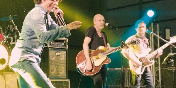 #FMPineda - Concert Tribut als 80's amb Albert Martínez Band (hermanos de Rocco)