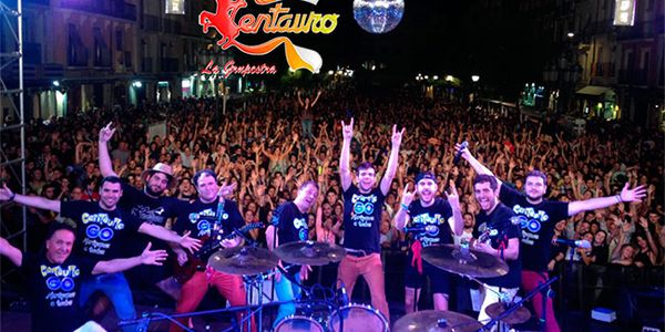 #FMPineda - Salutació i Cachitos de Centauro (Orquestra Centauro)