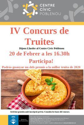 IV Concurs de Truites