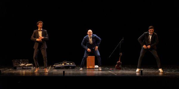 Sabor - Life is Rhythm - Tap Dance i Jazz Steps
