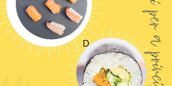 Sushi per a principiants