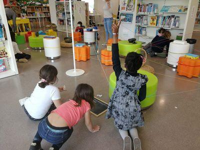 Taller creatiu: polsera màgica per a nens i nenes de 5...