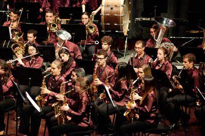 Un Nadal de Broadway amb la Banda de Cerdanyola