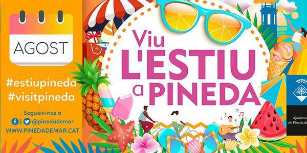 Continuen les activitats d'estiu a Pineda de Mar per a la dinamització del municipi