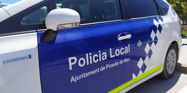 El comerços de Pineda podran avisar a la Policia Local a través d'una aplicació mòbil