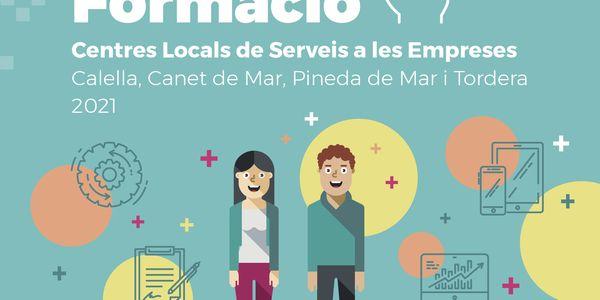 Els Centres de Serveis a les Empreses de Pineda, Calella, Tordera i Canet ofereixen formació empresarial, de comunicació i sector digital