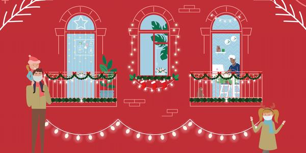 L'Ajuntament de Pineda anima a la ciutadania a «il·luminar el Nadal»
