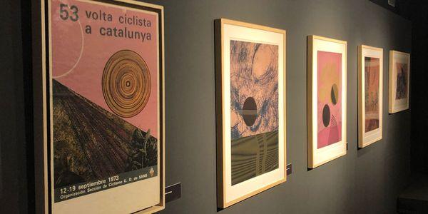 La Fundació Tharrats inaugura la seva nova exposició permanent amb peces noves pel públic