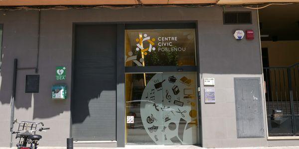 Nova programació de cursos de primavera al Centre Cívic Poblenou