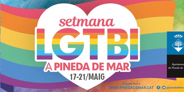 Pineda celebra la setmana LGTBIQ+
