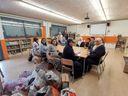 Arrenca el curs de converses en català per famílies de Pineda amb 51 persones inscrites