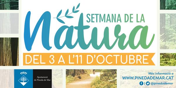 Pineda de Mar celebra la setmana de la natura amb activitats de divulgació i de coneixement del seu entorn natural